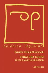 ebook Strącona bogini