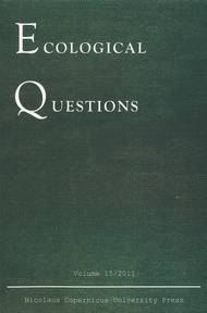 ebook Ecological Questions