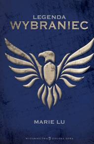 ebook Legenda. Wybraniec