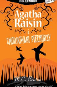 ebook Agatha Raisin i zmordowani piechurzy