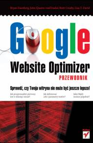 ebook Google Website Optimizer. Przewodnik