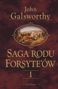 ebook Saga rodu Forsyte'ów. Tom 1