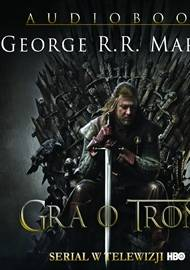 ebook Gra o tron - audiobook