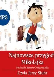 Najnowsze przygody Mikołajka - audiobook