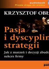 ebook Pasja i dyscyplina strategii - audiobook