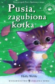 ebook Pusia, zagubiona kotka - audiobook