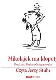 ebook Mikołajek ma kłopoty - audiobook