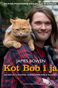 ebook Kot Bob i ja