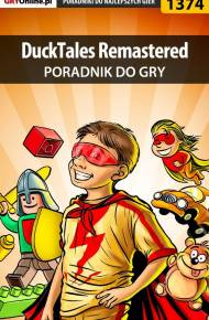 ebook DuckTales Remastered - poradnik do gry