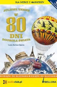 W 80 dni dookoła świata - audiobook