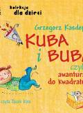 ebook Kuba i Buba, czyli awantura do kwadratu - audiobook