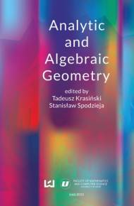 ebook Analytic and Algebraic Geometry