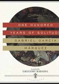 ebook One Hundred Years of Solitude - audiobook