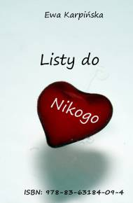 ebook Listy do Nikogo
