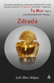 ebook Ta Noc tom 3. Zdrada