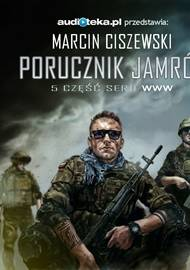 ebook Porucznik Jamróz - audiobook