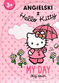 ebook Angielski z Hello Kitty. My day/Mój dzień - audiobook