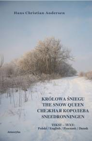 ebook Królowa Śniegu. The Snow Queen. Снежная Королева. Sneedronningen