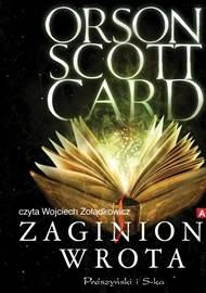 ebook Zaginione wrota - audiobook