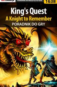 ebook King's Quest - A Knight to Remember - poradnik do gry