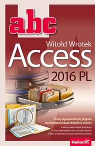 ebook ABC Access 2016 PL