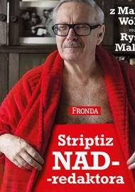 ebook Striptiz nadredaktora - audiobook