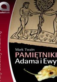 ebook Pamiętniki Adama i Ewy - audiobook