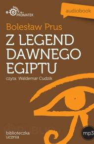 ebook Z legend dawnego Egiptu - audiobook