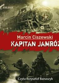 ebook Kapitan Jamróz - audiobook