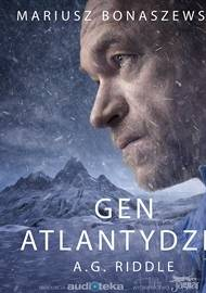 ebook Gen atlantydzki - audiobook