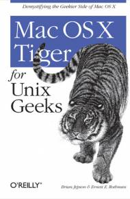 ebook Mac OS X Tiger for Unix Geeks