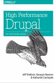 ebook High Performance Drupal. Fast and Scalable Designs