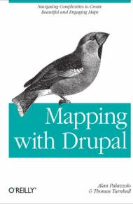 ebook Mapping with Drupal