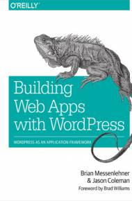 ebook Building Web Apps with WordPress