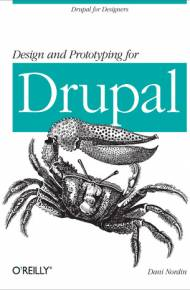 ebook Design and Prototyping for Drupal