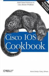 ebook Cisco IOS Cookbook. 2nd Edition