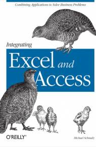 ebook Integrating Excel and Access