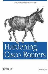 ebook Hardening Cisco Routers