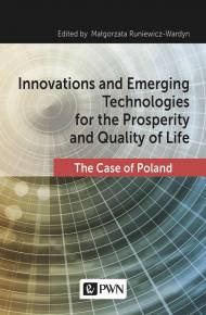 ebook Innovations and Emerging Technologies for the Prosperity and Quality of Life