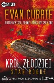 ebook Star Rogue: Król złodziei - audiobook