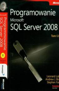 ebook Programowanie Microsoft SQL Server 2008 Tom 1 i 2