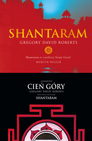 ebook Shantaram + Cień góry - audiobook