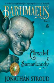 ebook Amulet z Samarkandy