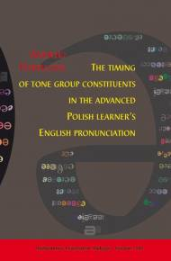 ebook The timing of tone group constituents in the advanced Polish learner's English pronunciation