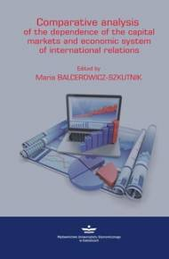 ebook Comparative analysis of the depednence of the capital markets and economic system of in-ternational relations