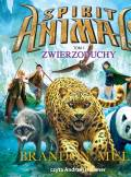 ebook Spirit Animals. Zwierzoduchy - audiobook