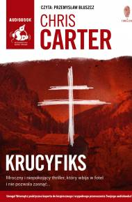 ebook Krucyfiks - audiobook