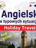 ebook Angielski w typowych sytuacjach. Holiday Travels (New Edition) - audiobook