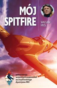 ebook Mój spitfire