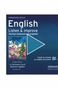 ebook English Listen & Improve - Opowieść Wigilijna - audiobook
